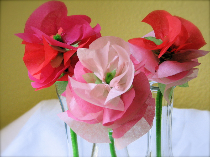 sweet flower craft one more for you my sweet pea s 3048